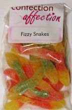 Fizzy Snakes 130g